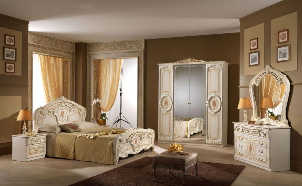 Спальный гарнитур роза калининград